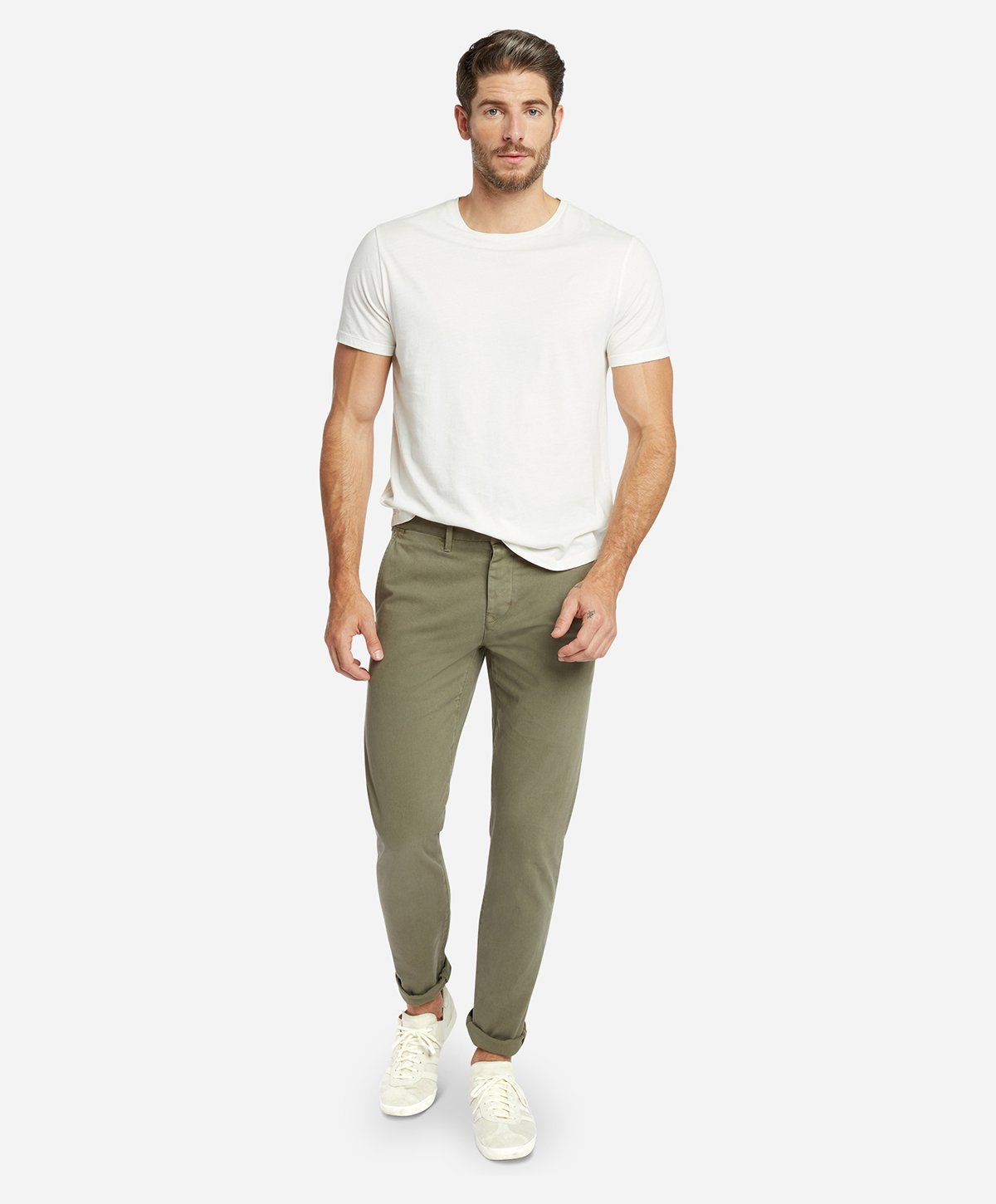 Weekend Chino - Olive