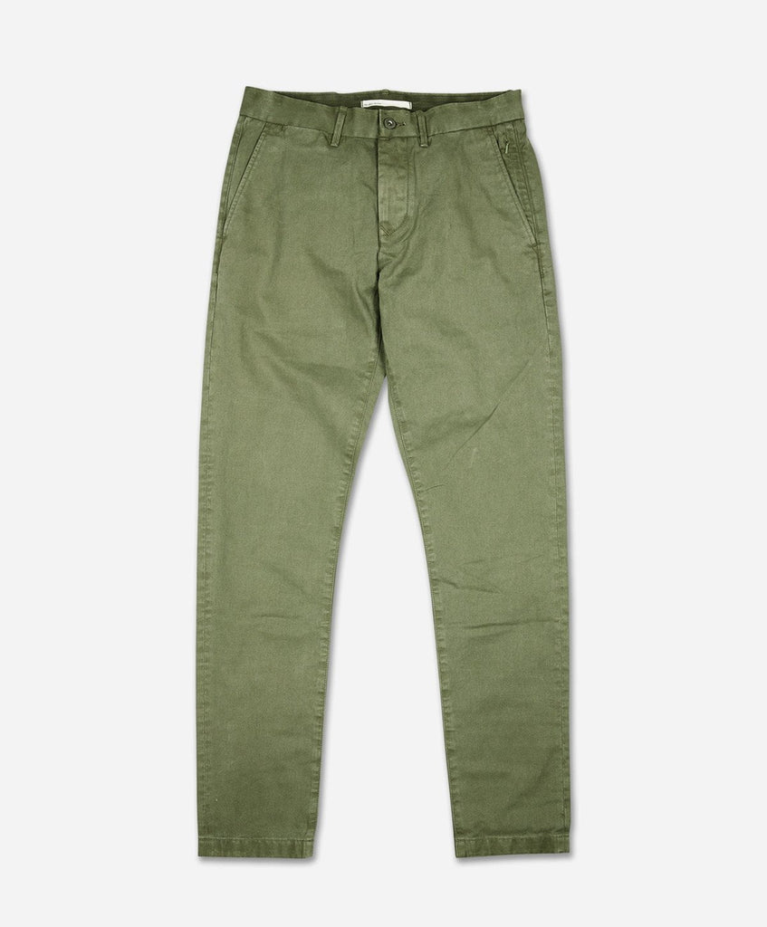 Weekend Chino - Olive Drab