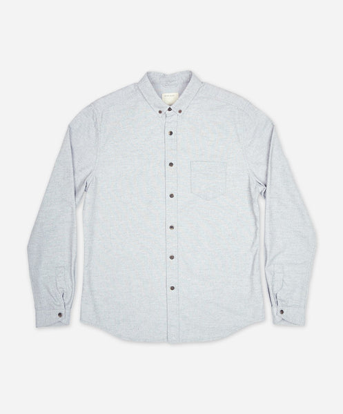 Windom Oxford Shirt - Heather Grey