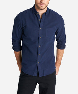 Windom Oxford Shirt - Navy