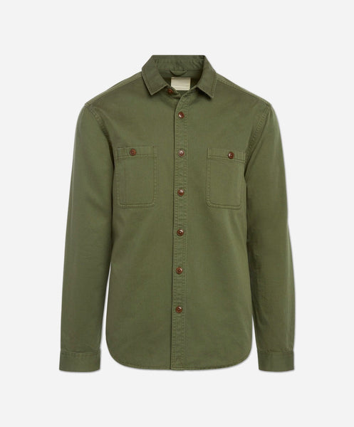 Work Shirt - Dark Field Green