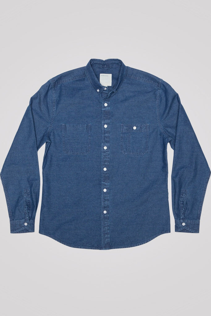 Work Shirt - Indigo