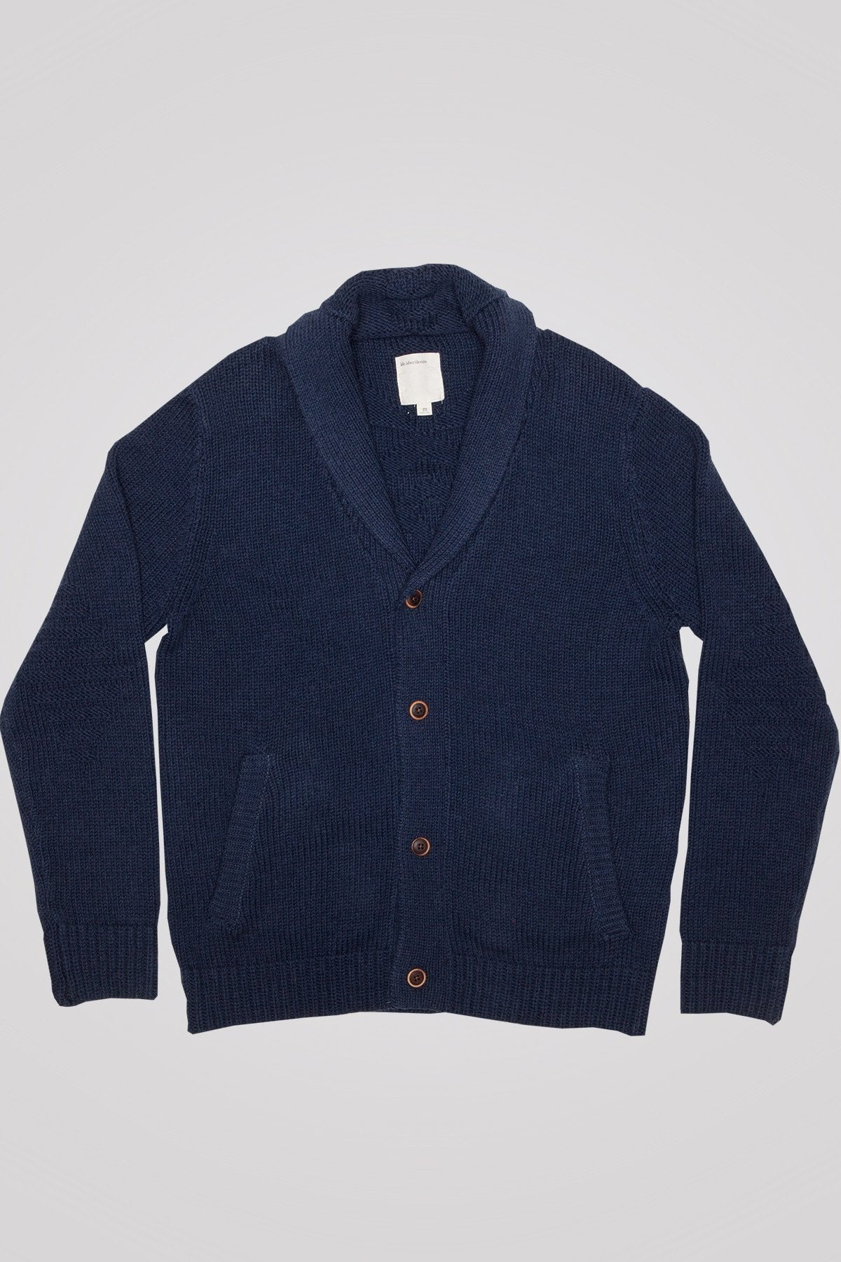 Wythe Cardigan - NYPD Blue