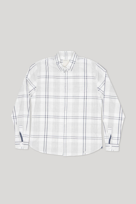 Beacon Shirt - Heather Light Grey