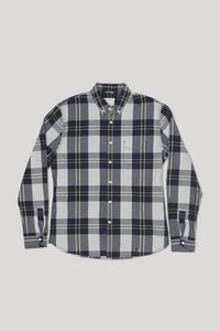Beacon Shirt - Heather NYPD Blue