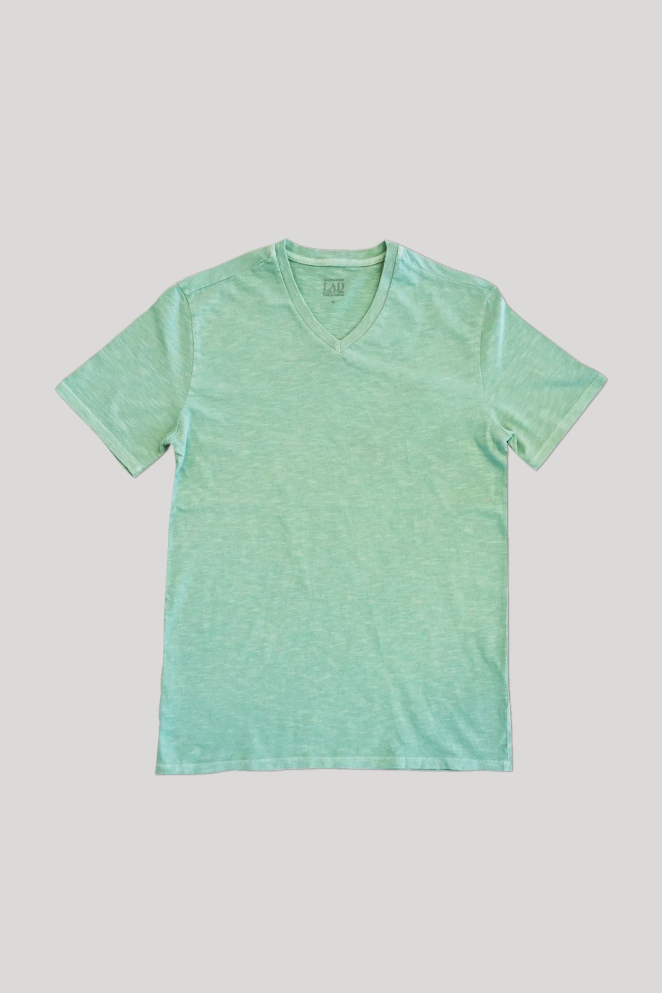 Club V-Neck Tee - Mint