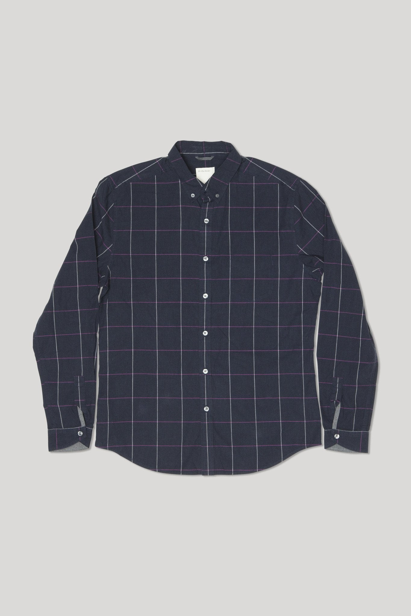 Gridiron Shirt - Heather NYPD Blue