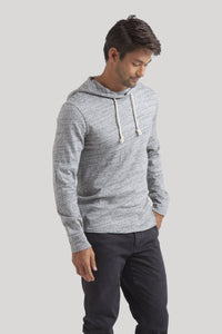 Haruna Hoodie - Heather Grey
