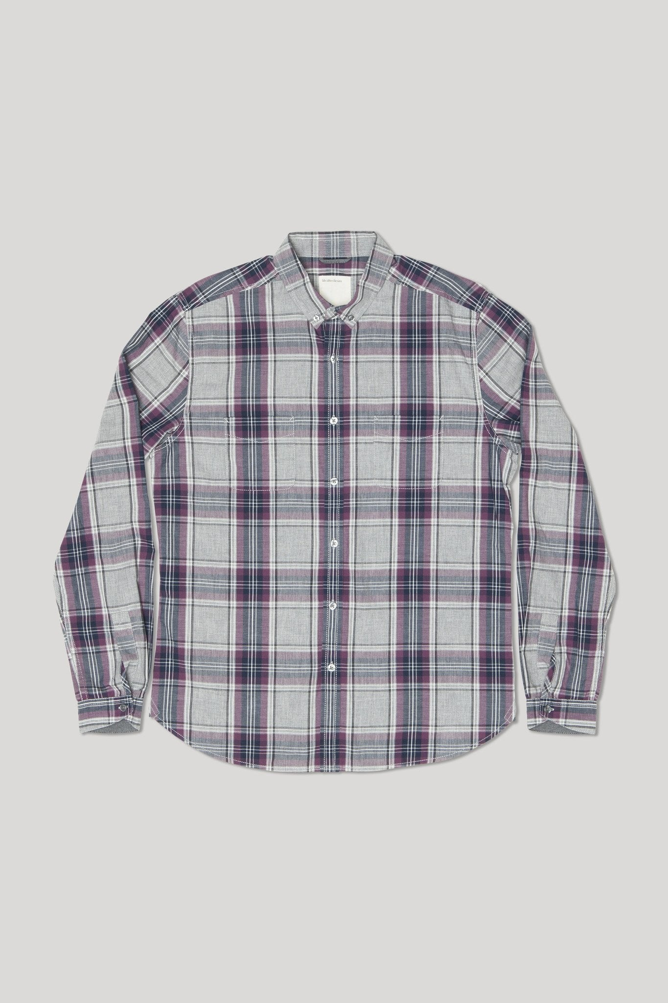 Heath Shirt - Heather Grey