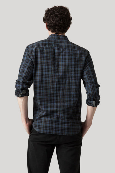 Humboldt Shirt - Heather Charcoal
