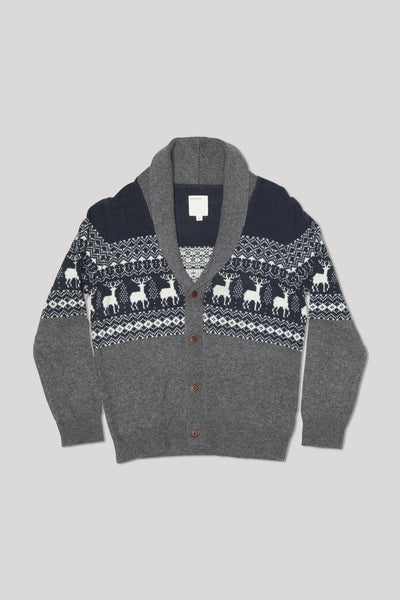 Hunter Cardigan - NYPD Blue