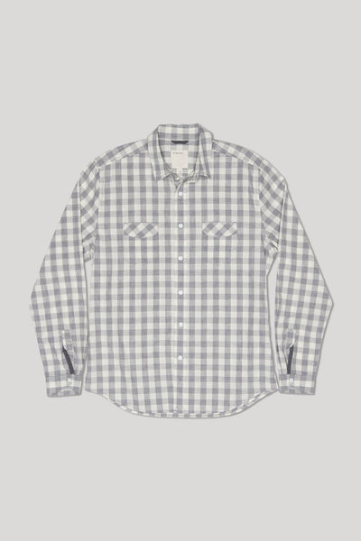 Intel Shirt - Heather Grey