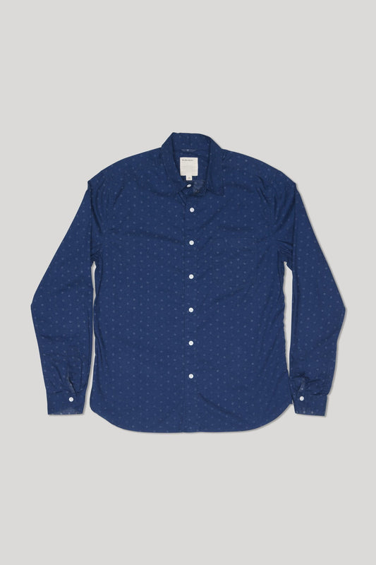 Kyoto Shirt - Imperial Blue