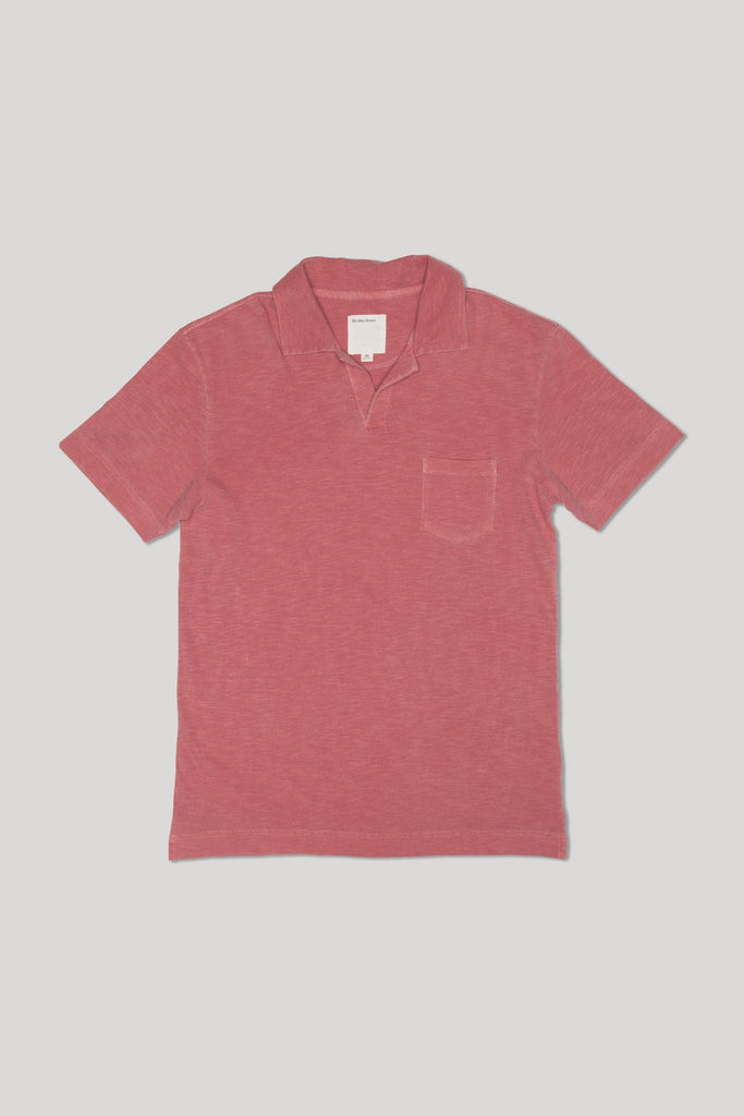 Short Sleeve Marco Polo - Ahi