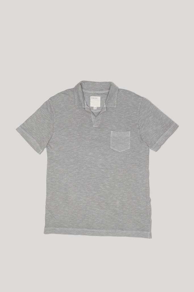 Short Sleeve Marco Polo - Light Grey