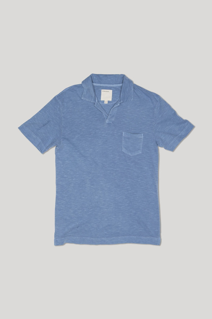 Short Sleeve Marco Polo - Light Blue
