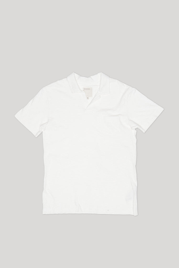 Short Sleeve Marco Polo - Whitewash