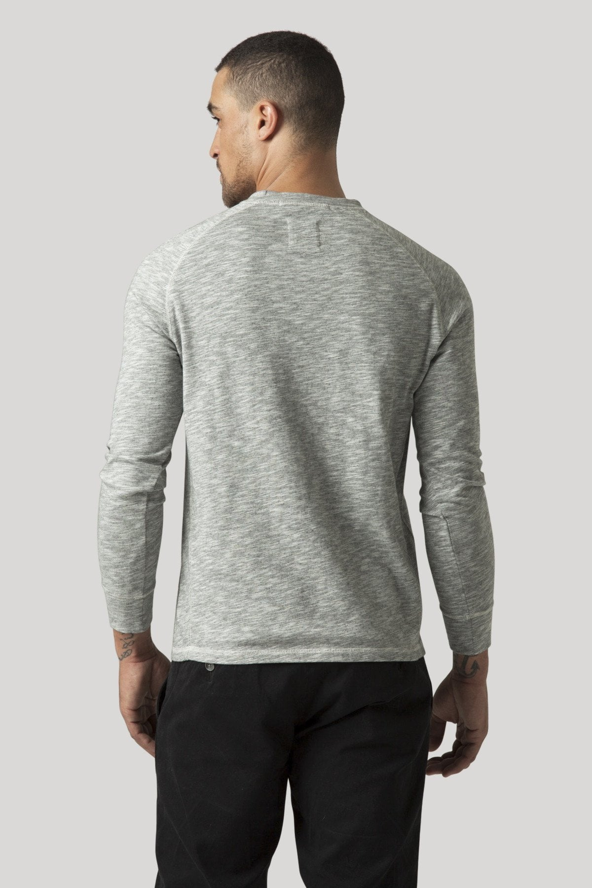 Mayflower Henley - Heather Grey