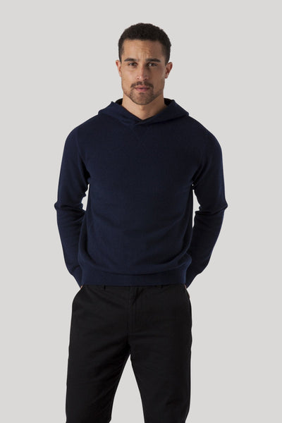 Cashmere Midtown Hoodie - NYPD Blue