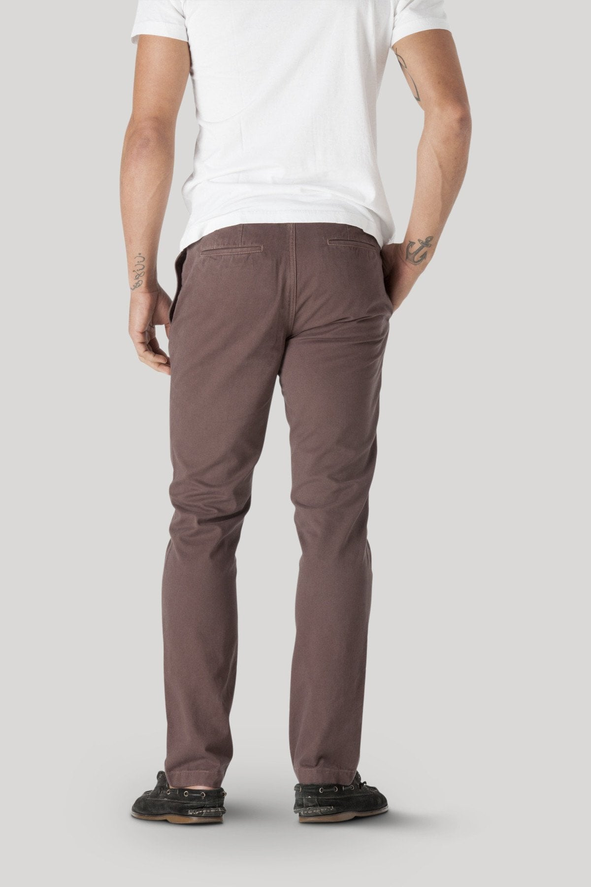Modern Fit Chino - Buffalo