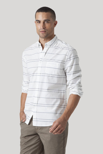 Montauk Shirt - Whitewash