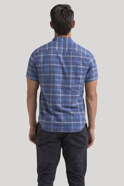 Namba Shirt - Imperial Blue