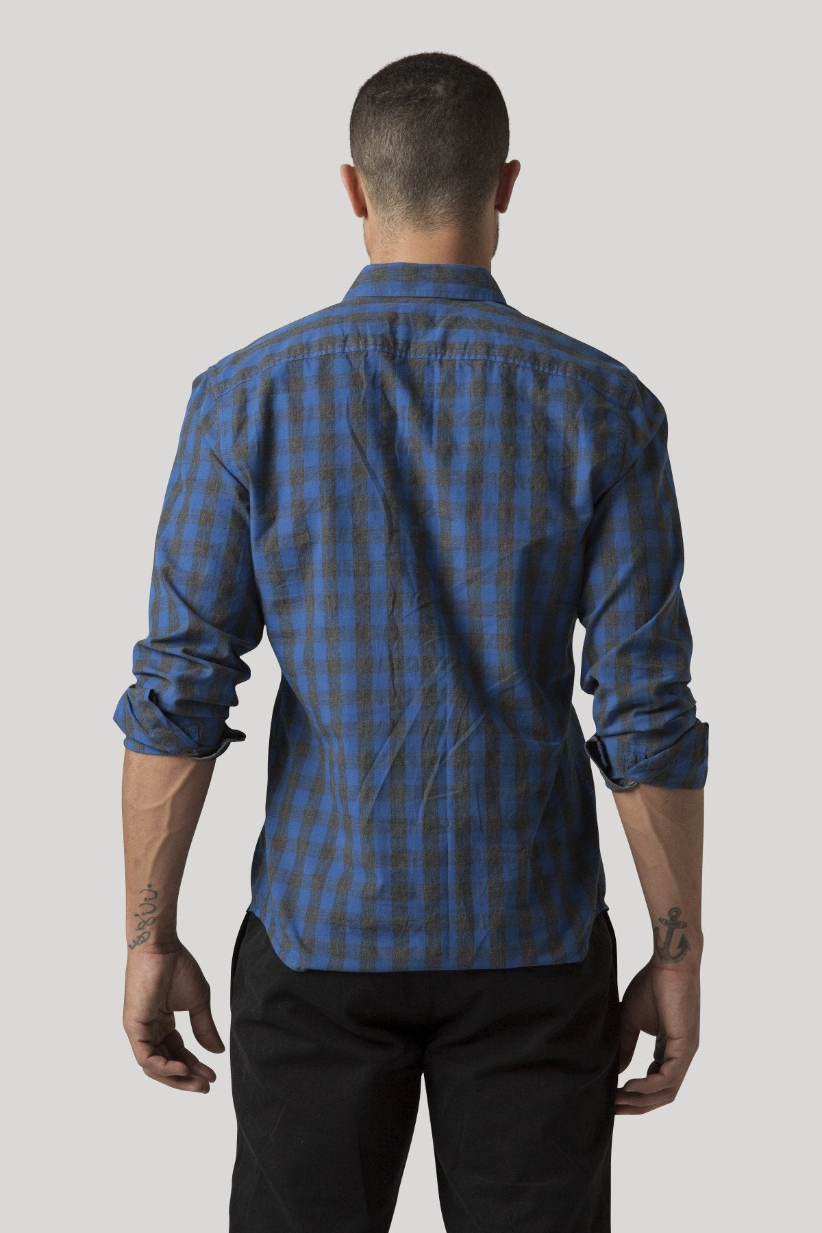 Old Faithful Shirt - Cobalt