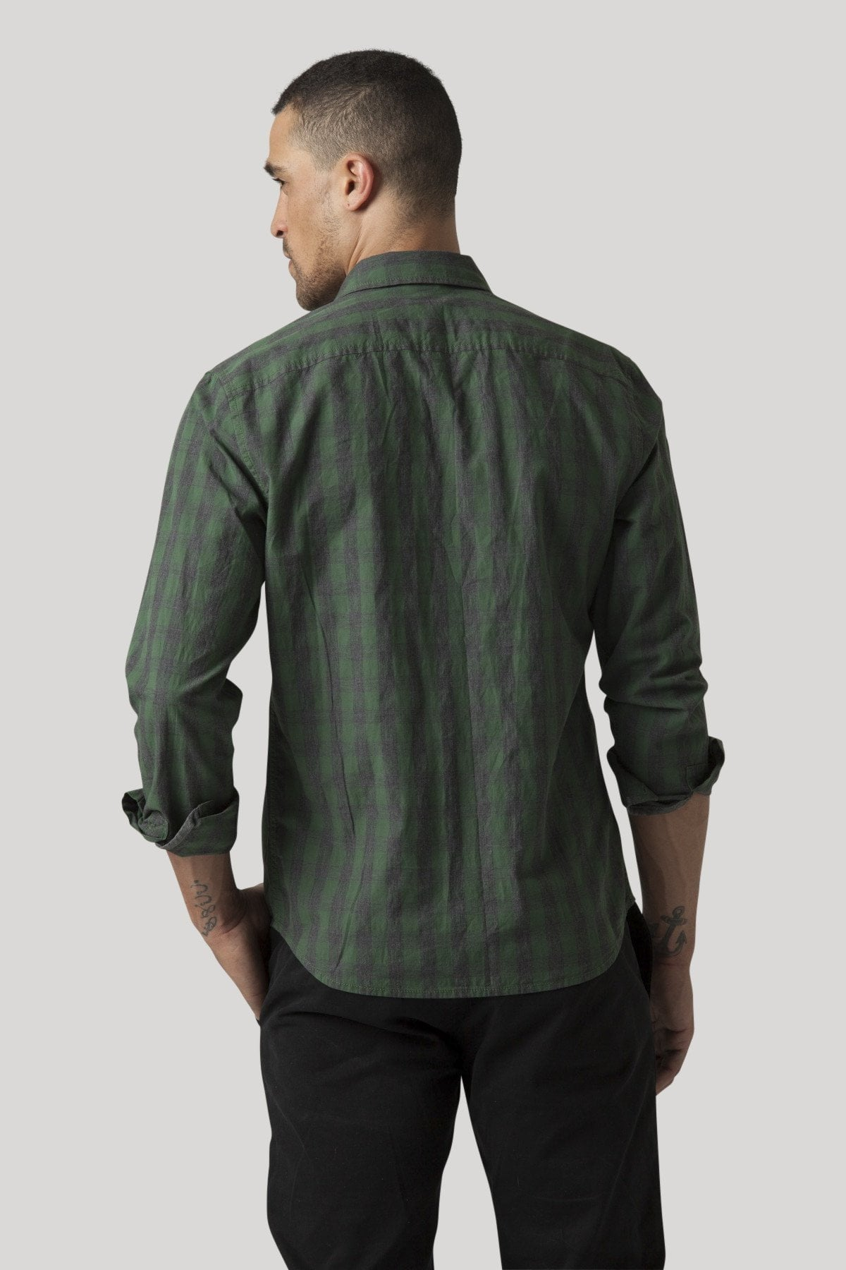 Old Faithful Shirt - Pine