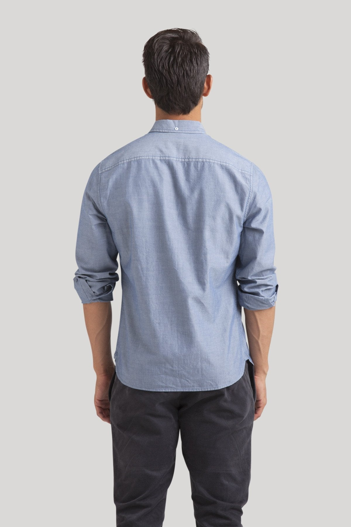 Oxford Shirt - Classic Blue
