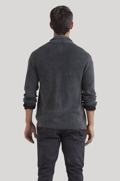 Ren Cardigan Sweater - Slate