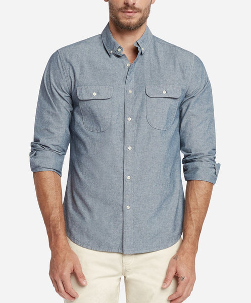 Scout Shirt - Blue Agave