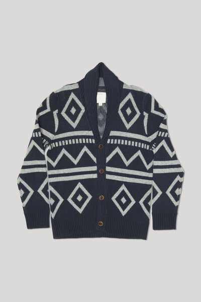 Spearhead Cardigan - NYPD Blue