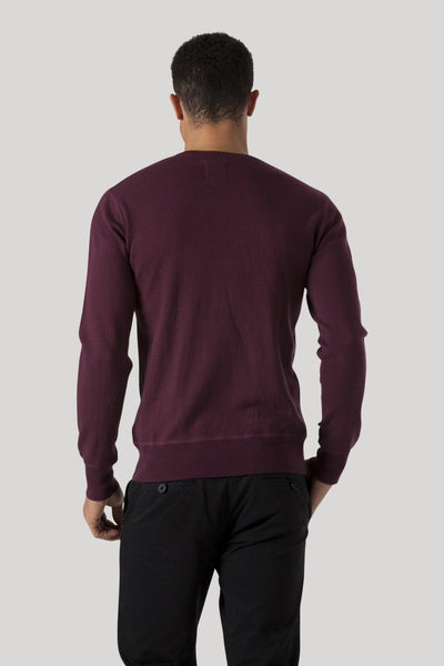 Tournament V-Neck Sweater - Fat Radish
