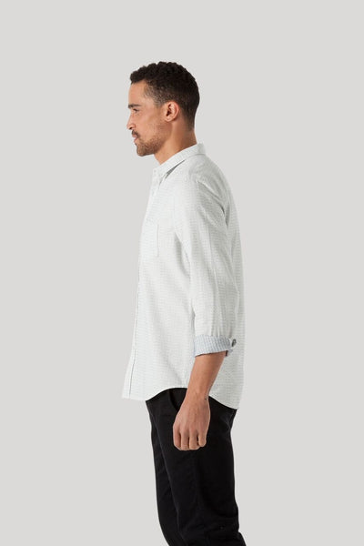 Artisan Shirt - White Plains