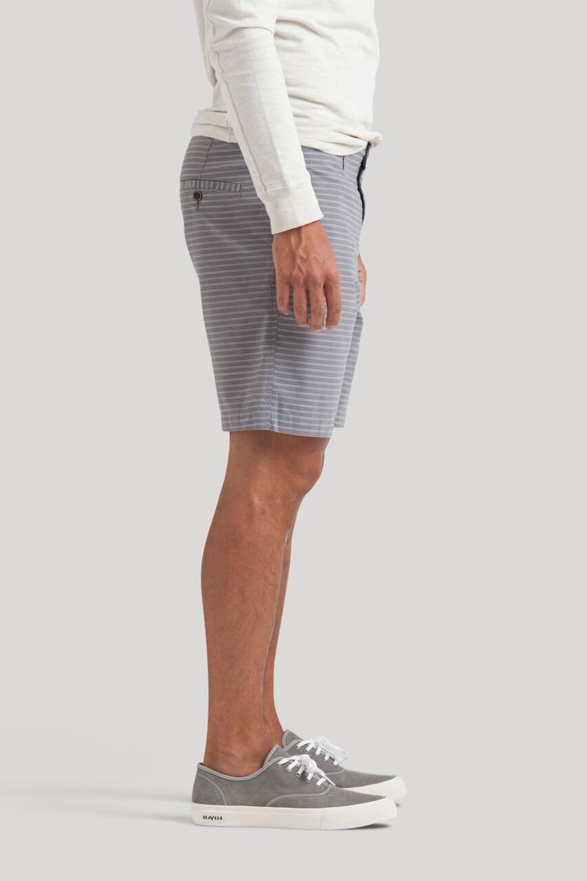 Bantan Short - Medium Grey