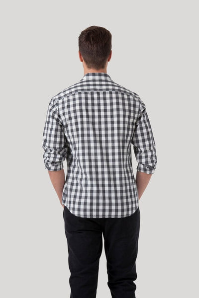 Buffalo Shirt - White Plains