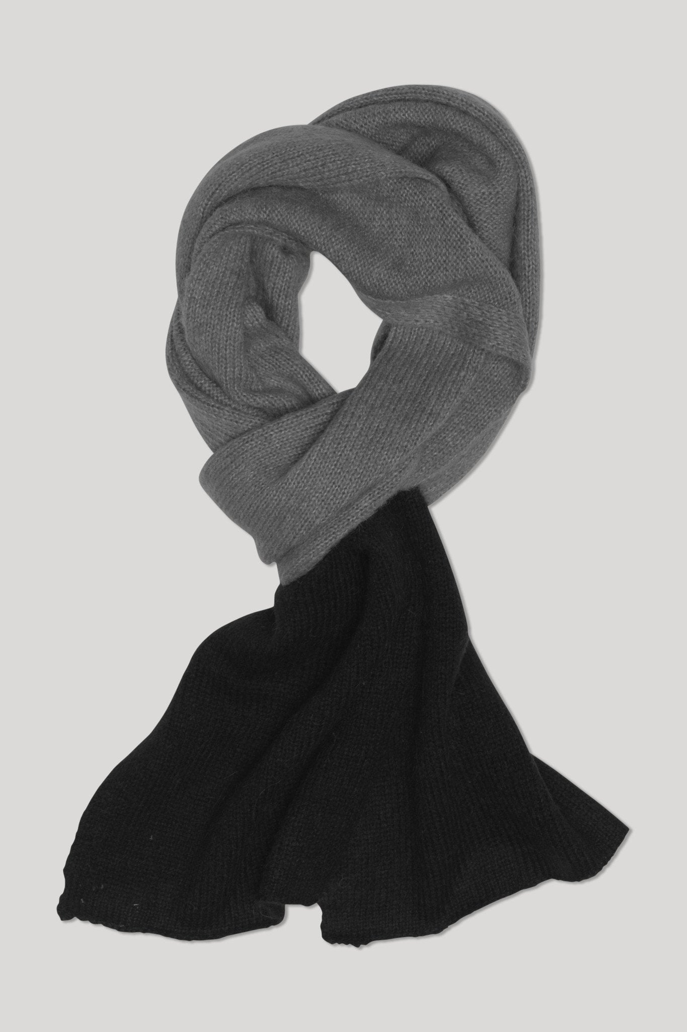 Waldo Scarf - Heather Grey