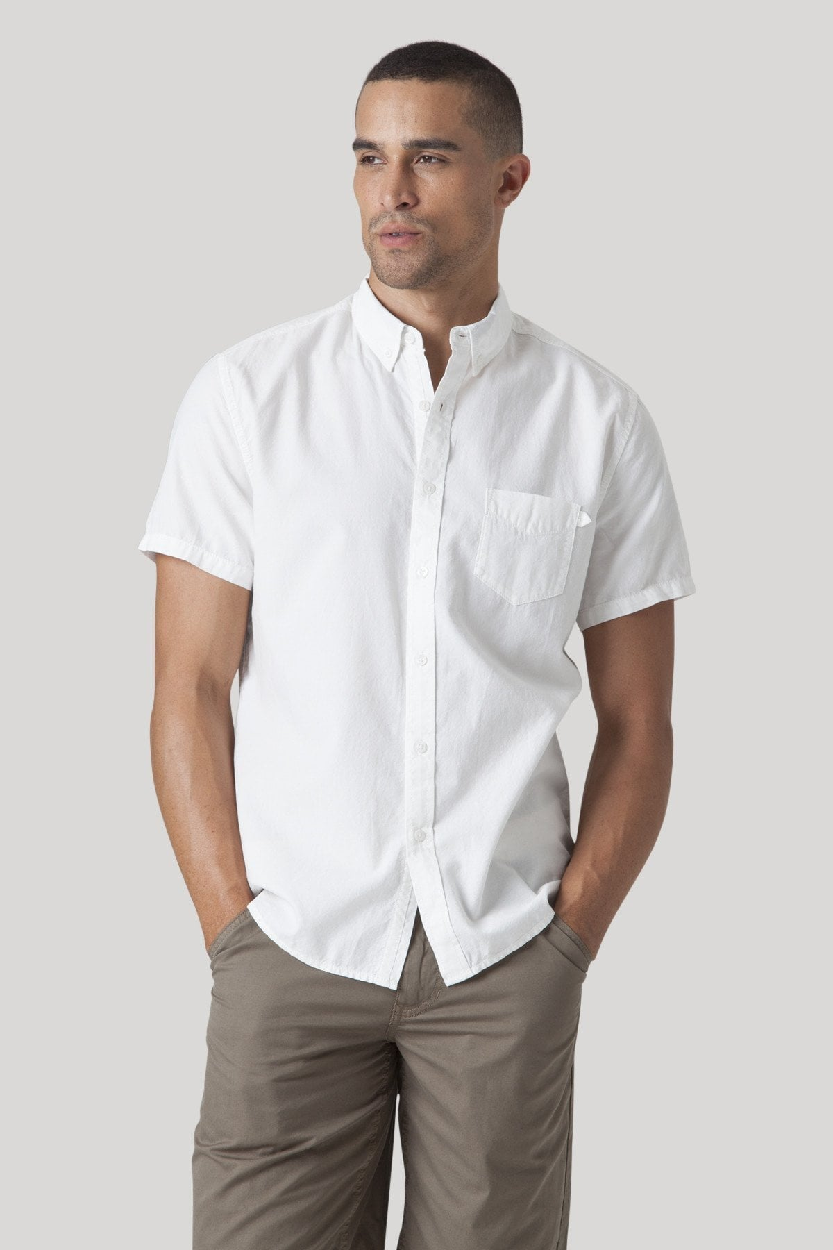 Weekend Shirt - Whitewash