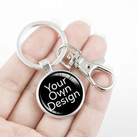 A Customized Key Chain