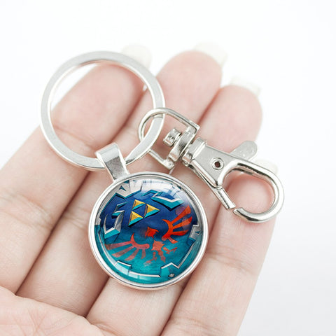 Zelda Key Chain