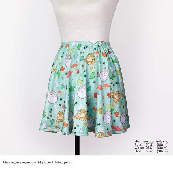 Pastel Hundereds and Thousands Skirt