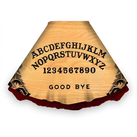 Antique Ouija Board Skirt