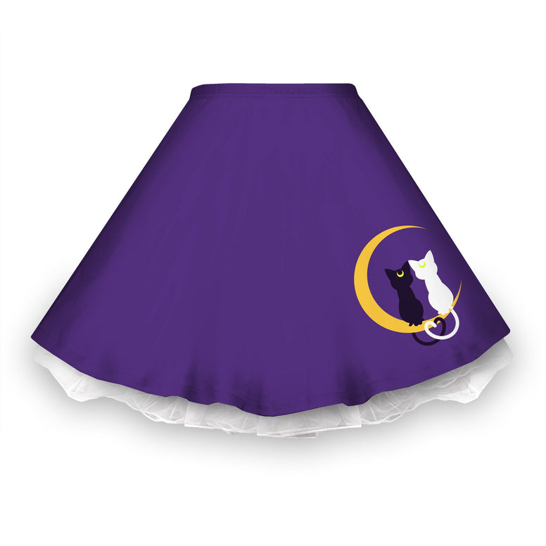 Sailor Moon Luna Skirt