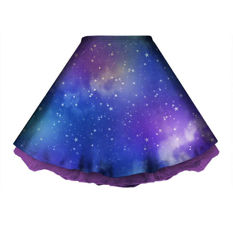 Dreamy Deep Space Skirt