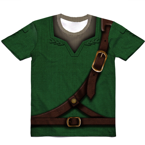 A legendary Hero's Tunic Unisex Tee