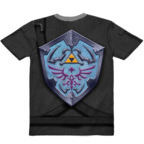 A legendary Hero's Tunic (Shadow ver) Unisex Tee