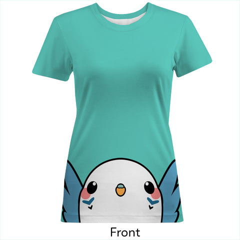 Budgie Women's Cotton Tee