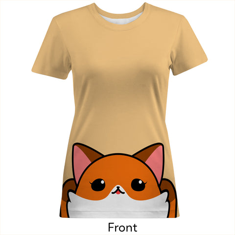 Fox Women's Cotton Tee