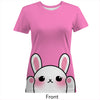 White Rabbit Women's Cotton Tee