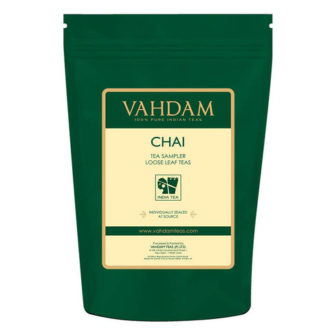 Chai Tea Sampler - 10 Teas